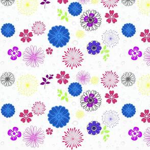 Springtime florals 2
