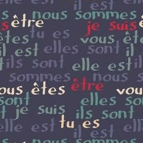 "Être - the French verb ""to be"""