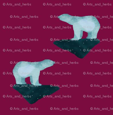 Polar Bears (dark)