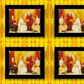 Historical Family Portrait