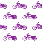 Purple Harleys