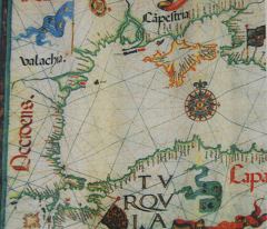 1559 Black Sea Map