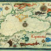 1559 Black Sea Map