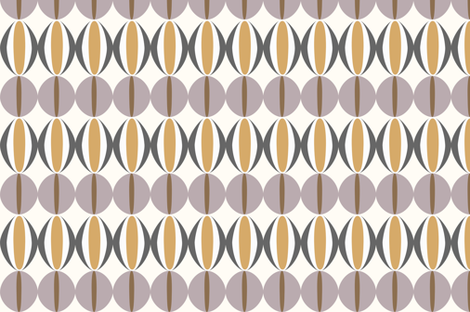 Deco_mostassa fabric by cush_barcelona on Spoonflower - custom fabric