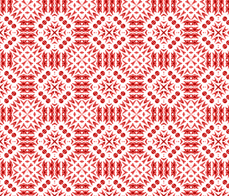 Red_Design_002 fabric by stradling_designs on Spoonflower - custom fabric