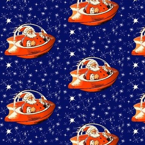 Atomic Santa