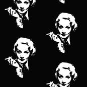 Marlene 2 - Black and white