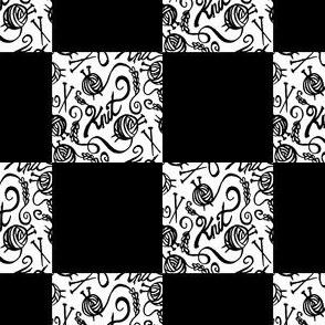 Knit Script Cubed