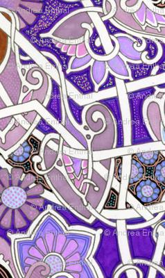 Purple Heart Geometry