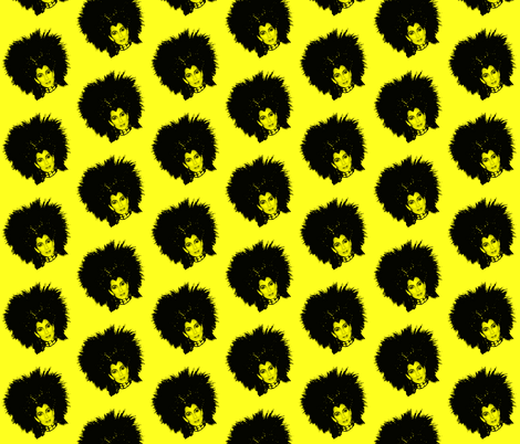 Cher - Snap out of it! 2 fabric by hollywood_royalty on Spoonflower - custom fabric