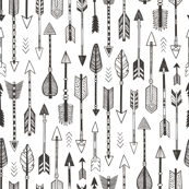 Arrows in Black&White
