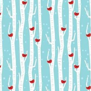 birch birds