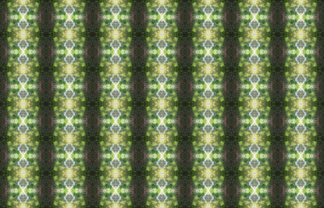 Leafy Columns of Sunbeams and Shadows - Vertical Border Stripes (Ref. 4772) fabric by rhondadesigns on Spoonflower - custom fabric