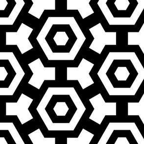 Hexagon Rings