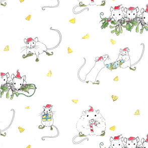 Pascale_Dilger_Christmouse