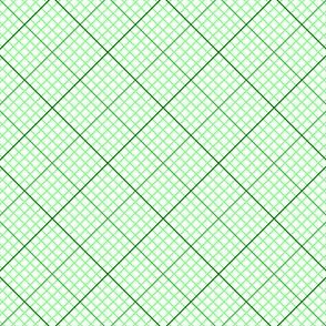 04812729 : diagonal graph : emerald green