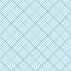 04812733 : diagonal graph : sky blue