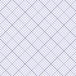 04812756 : diagonal graph : lavender blue