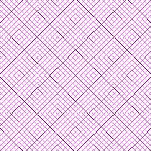 04812760 : diagonal graph : magenta purple