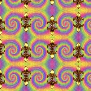 fleur-de-lys psychedelica