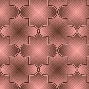 Quatrefoil Plaid 10