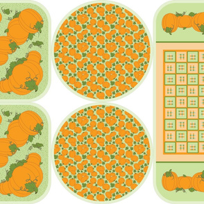 Pumpkin Patch Trivets