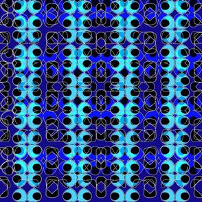 cobalt chain pattern