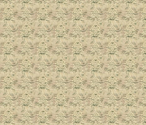Siskiyou Trees Knit fabric by leethal on Spoonflower - custom fabric