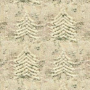 Siskiyou Trees Knit