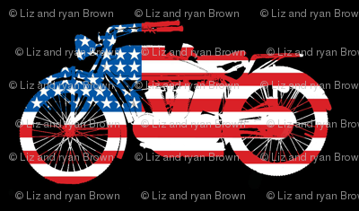 American Motorcycle // Medium