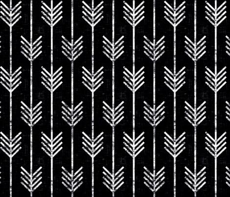 arrow_chalk fabric by holli_zollinger on Spoonflower - custom fabric