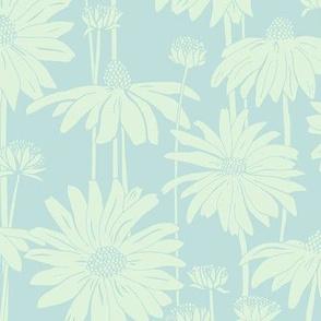 Sunshine Daisy - Seaglass