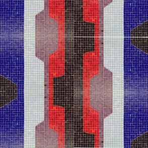 Fulton Mall Mosaic 02