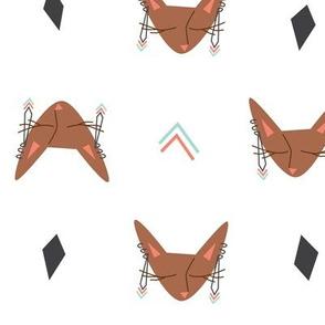 lady fox