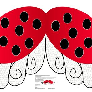 Ladybug Wings - Make your own!