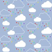 Rclouds___rain_-_white_and_colors_on_bluegray_shop_thumb