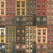 Vintage Terrace Houses ver2