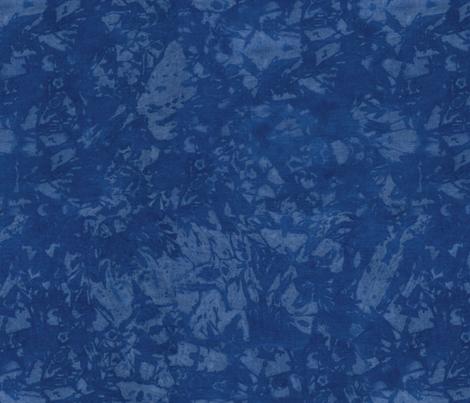 Shibori 24 Indigo fabric by theplayfulcrow on Spoonflower - custom fabric
