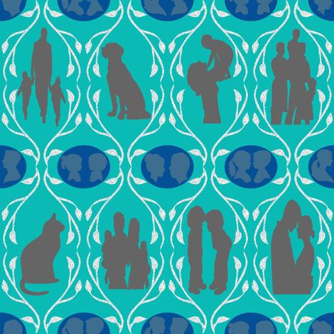 capturing_Family_memories fabric by stephanierae_ca on Spoonflower - custom fabric