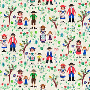 Folk Family