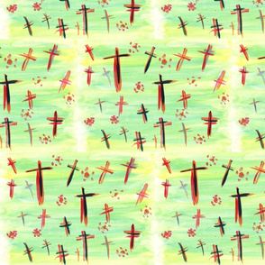 crosses of life