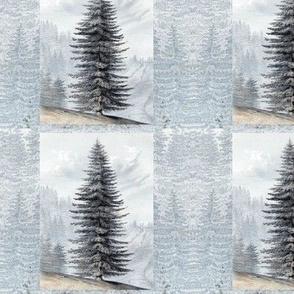 Majestic Pine Tree