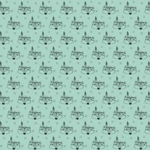 Adventure Fox mint