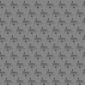 Adventure Fox grey