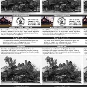 Los Angeles Railroad Construction