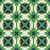 Cozy Aztec Green
