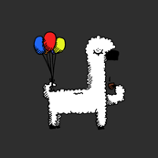 Llama's Day Out