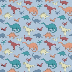 Happy Little Dinos