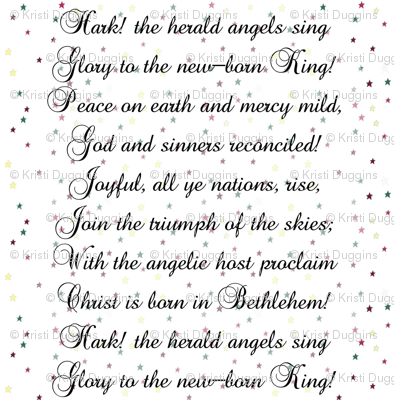 Hark the Herald Angels Sing | Christmas Song