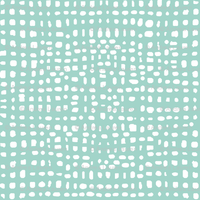 weave // grid kids nursery baby mint and white baby coordinate